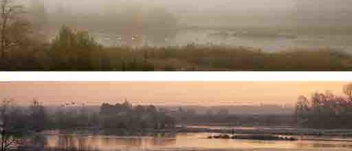 Loire at Chouzy –  horizontal : 12 Months – 12 Minute Film