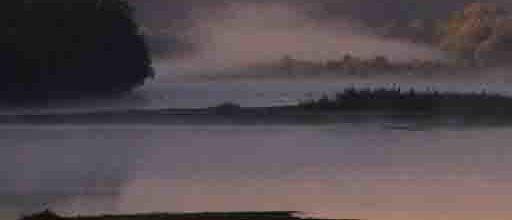 Loire at Chouzy – pan west : 12 Months – 12 Minute Film