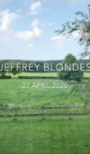 Jeffrey Blondes – 27 April 2020